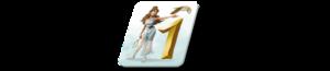 Ephyran eerste speler token